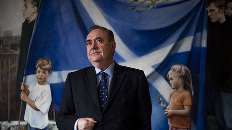 Nationalist Leader in Scotland Wagers Career on Referendum - New York Times | My Scotland | Scoop.it