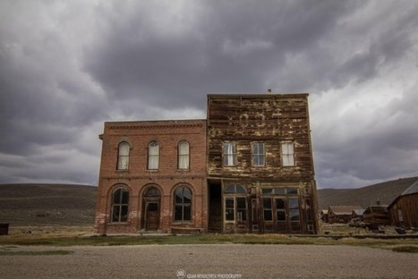 Abandoned Gym in Bodie CA   Exploration: Urban, Rural and Industrial   Scoop.it