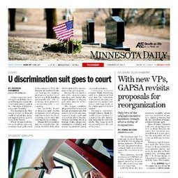 """Saying, """"My students can't write,"""" is a cop out - Minnesota Daily 
