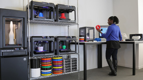 MakerBot Starter Labs - 3D Printing Industry | 3D Virtual-Real Worlds: Ed Tech | Scoop.it