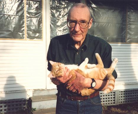 Gatti e scrittori: compagni nella vita e al lavoro. | Scrittura | Scoop.it
