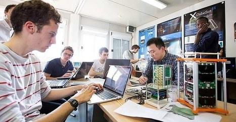 Polytechnique accélère dans l'entrepreneuriat   Ingénieur, la Formation   Scoop.it