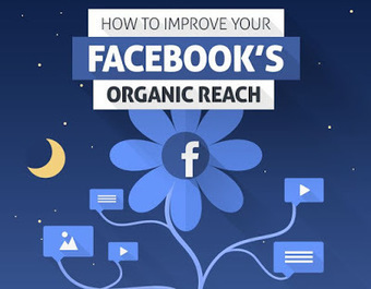 Improving Organic Reach In Facebook | Social Media and the economy | Scoop.it