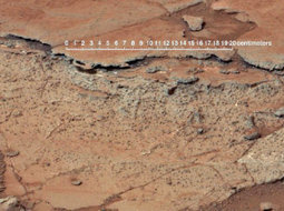 Earth-like soils on Mars? Ancient fossilized soils potentially found deep inside impact crater suggest microbial life   Astronomy food for dreams   Scoop.it
