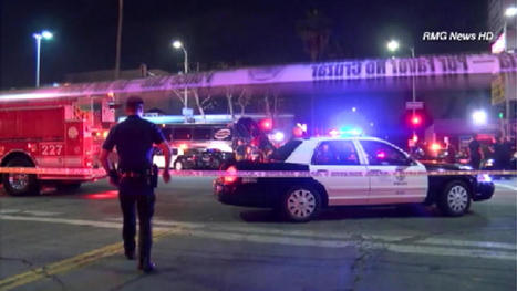 Police ID Alleged Gunman in Hollywood Party Bus Shooting - NBC Southern California | More people leaving you tube to charity tube. More video views & more features | Scoop.it