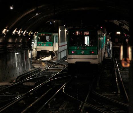 Petite histoire du métro de Paris | La culture française -Ressources FLE | Scoop.it