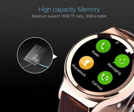 NO.1 Watch S3, un reloj inteligente con tarjeta SIM solo por 60 doláres | Mobile Technology | Scoop.it