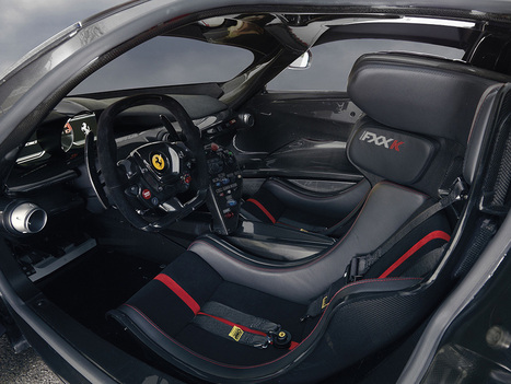 Ferrari's Latest Supercar Is Absurdly Excessive, But We Still Want More - Wired | Kenyon Clarke 's Luxury Likes | Scoop.it