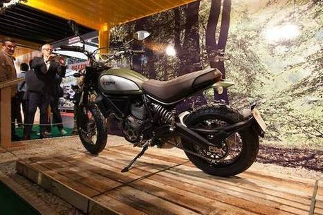 Ducati to Exhibit New Scrambler Model at 2014 American International Motorcycle Expo | Ductalk Ducati News | Scoop.it