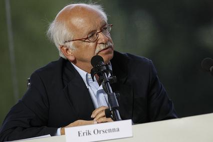 Erik Orsenna se lance dans le recyclage de déchets plastiques | DiversitéS | Scoop.it