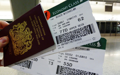 Airline Boarding Passes Can Be Hacked to Avoid Security Checks [REPORT] | Hospitality Technology | Scoop.it