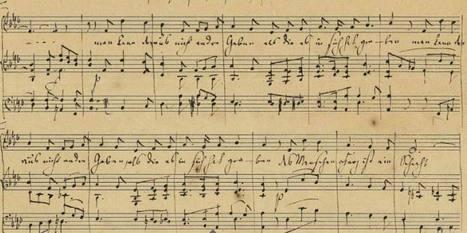 Verdwenen muziekstuk van Mendelssohn duikt weer op   KAP-HosteL   Scoop.it