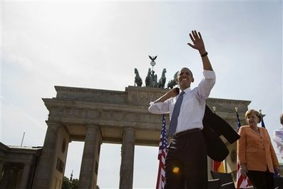 In Berlin, Obama calls for reductions in U.S., Russian nuclear arms | Littlebytesnews Current Events | Scoop.it