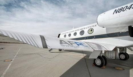 NASA Tests Revolutionary Shapeshifting Wing Flap Design | Aerodynamics | Scoop.it