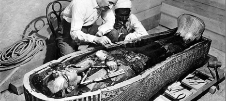 Unwrapping Ancient Egypt | Past Horizons | Kiosque du monde : Afrique | Scoop.it