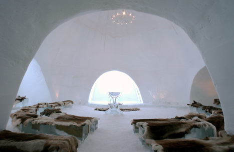 Swedish Ice Hotel Required to Install Fire Alarms | Electronic Security | Scoop.it