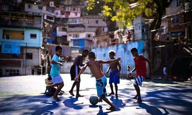 Sport for development: the power of football to create social change | Sports Sustainability | Scoop.it