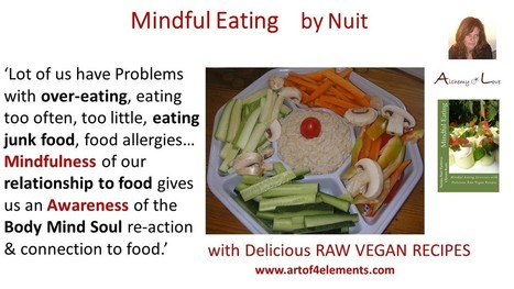 Mindful Eating by Nuit Quotes | Health, Vegetarians, Natural | Scoop.it
