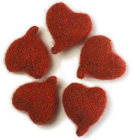 Heartfelt Valentine Hearts | crochet | Scoop.it