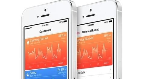 Apple podría integrar su servicio de salud en el próximo iPhone 6 - Tecnología -  CNNMexico.com | TIC's | Scoop.it