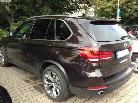 BMW X5 F15: Werkstestwagen ungetarnt in Mannheim erwischt | Car Blogs | Scoop.it