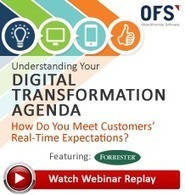 Check Out the Replay of OFS's Recent Webinar on Digital Transformation! | ObjectFrontier | Scoop.it