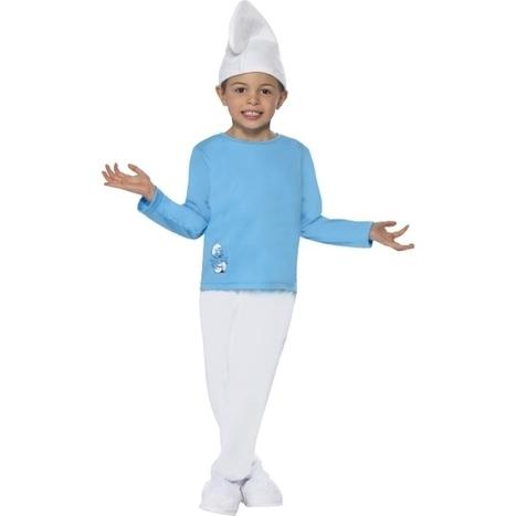 Boy Smurf Fancy Dress Costume   Fancy Dress Ideas   Scoop.it