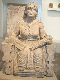 Hortus Hesperidum / Ὁ κῆπος Ἑσπερίδων: Matralia, la fiesta de las tías | Mundo Clásico | Scoop.it