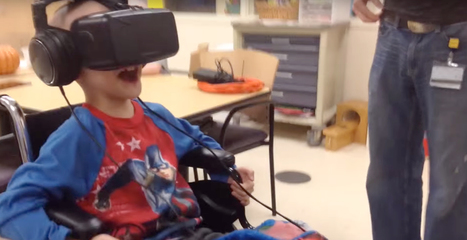 Balboa Foundation Seeks to Cure Isolation Using VR | Connected_Up | Scoop.it