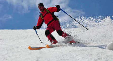 Sul Monte Vettore: sci-alpinismo sui Sibillini   Le Marche un'altra Italia   Scoop.it