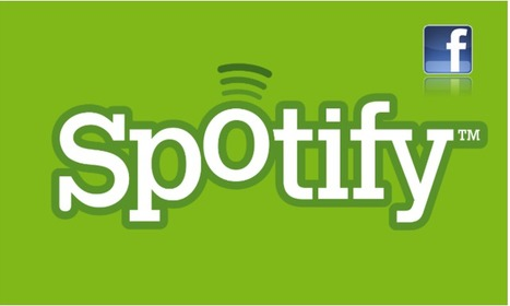 Spotify: non occorre più Facebook per il login | Social Media @comunicazionare | Scoop.it