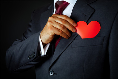 """Speak To The Heart To Lead Change"" 