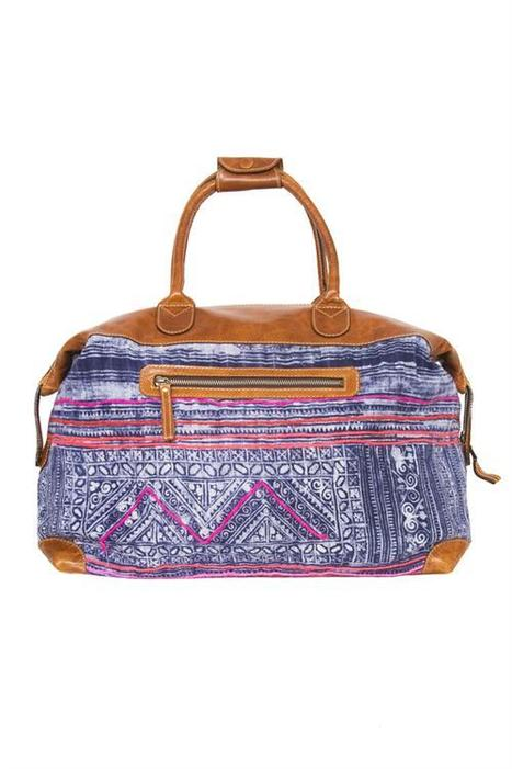 Product of the Day | Travel Bag, Elliott Mann, East Village | Spotlight | New York Boutiques | Scoop.it