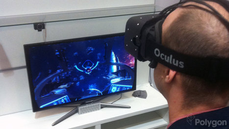Traditional displays, TVs 'won't be feasible' in a few decades, Oculus VR ... - Polygon   advanced technologies   Scoop.it