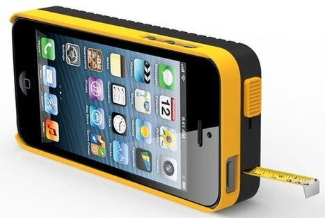 Measuring Tape iPhone Case Design | Craziest Gadgets | All Technology Buzz | Scoop.it