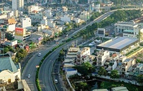 Vingroup ứng trước 1100 tỷ đồng để chống ngập đường Nguyễn Hữu Cảnh | Vinhomes Central Park | Scoop.it