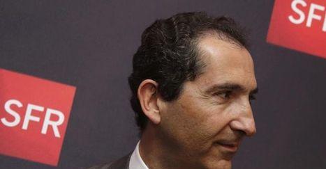 Drahi prêt à vendre Libération, L'Express, L'Expansion à... SFR | DocPresseESJ | Scoop.it