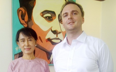 British human rights activist faces Thai jail threat - Telegraph | Human Rights Issues: The Latest News | Scoop.it