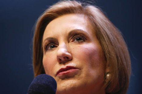 Carly Fiorina, you Go**amned Lying Sack of Sh*t | Gender, Religion, & Politics | Scoop.it