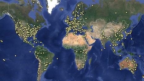 Le Big Data du cinéma | Géographie et cinéma | Scoop.it