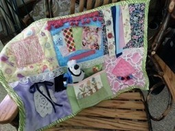 Alzheimer's Fidget Quilts are a Favorite Activity for dementia - Alzheimers Support | Alzheimer's Support | Scoop.it