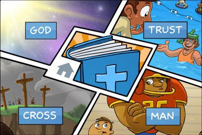 Awana - Gospel Wheel App | Global Youth Ministry | Scoop.it