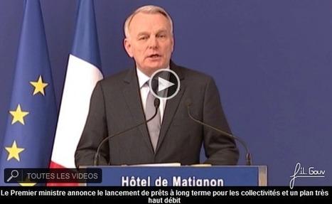 Numérique au coeur des ambitions de la France et des stratégies d ... | Business Intelligence | Le Cercle | Scoop.it