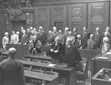 Secondary Source #1- Nuremberg Trials Fact Sheet | Transitional Justice | WW2 War Crime Nuremberg Trials | Scoop.it
