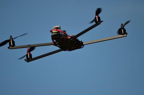 Drone - Nouveau service aux communes ! | InfoPME | Scoop.it
