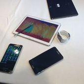Samsung présente sa montre connectée Galaxy Gear   It News and new devices   Scoop.it