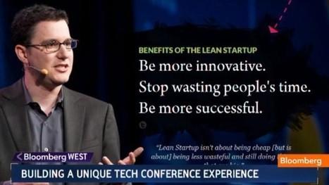 The Growth of the Lean Startup Movement: Video | Entrepreneur et Psychologie | Scoop.it