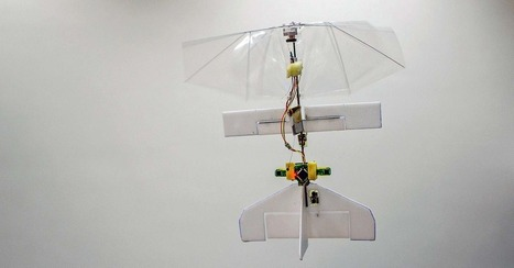 INNOVATION: Super-Lightweight Drone Autonomously Avoids Obstacles | Innovation | Scoop.it