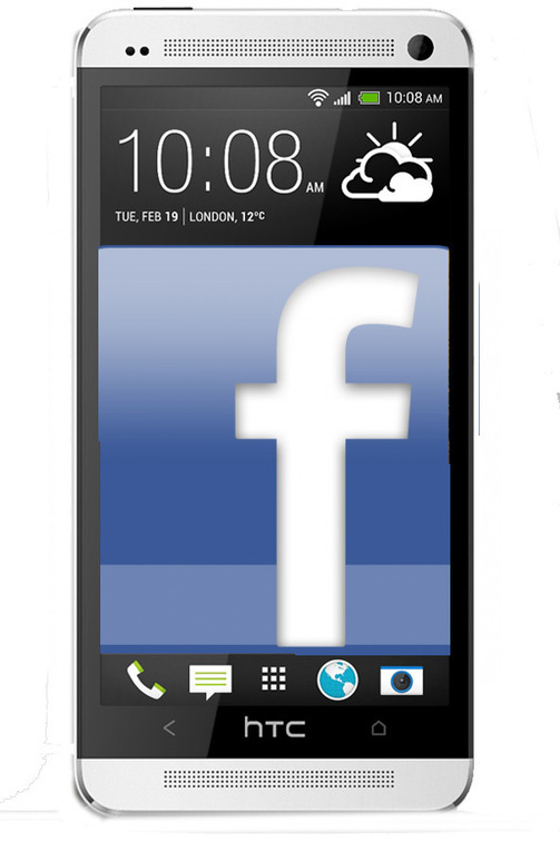 How Will Facebook and HTC Approach Marketing for New Phone?