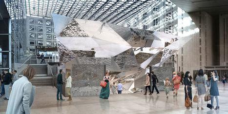 Le Grand Ecran de la place d'Italie se convertit au spectacle | DVVD Architectes Ingénieurs Designers | Scoop.it